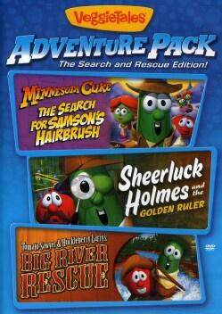 Veggie Tales: Adventure Pack (DVD)