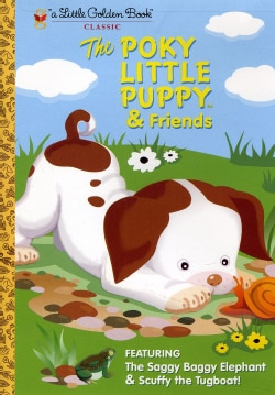 The Poky Little Puppy & Friends (DVD)
