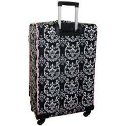 Jenni Chan Damask 360 Quattro 28-inch Spinner Upright