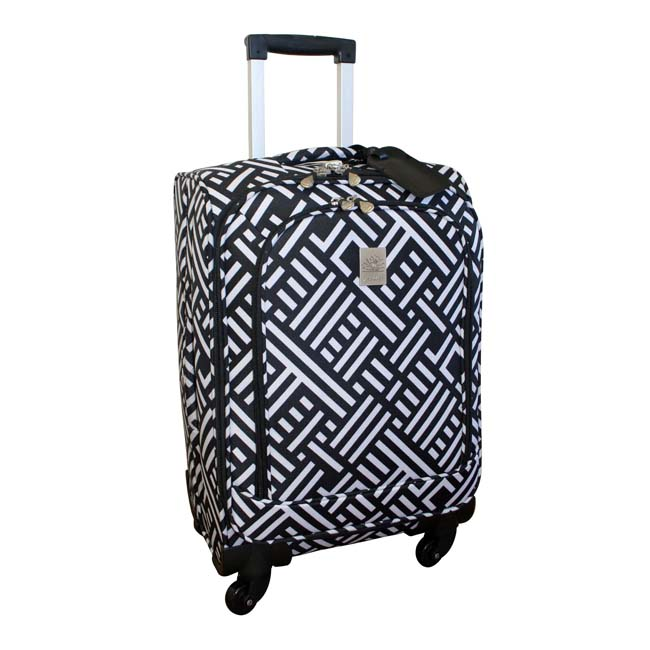Jenni Chan Signature 20-inch Carry-on Spinner Upright