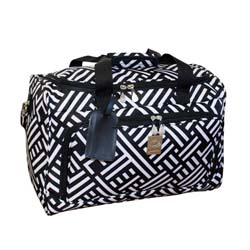 Jenni Chan 18 Inch Signature City Carry On Duffel