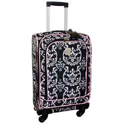 Jenni Chan Damask 360 Quattro 21-inch Carry-on Spinner Upright