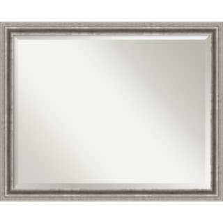 Bel Volto Mirror Large Framed Art Print