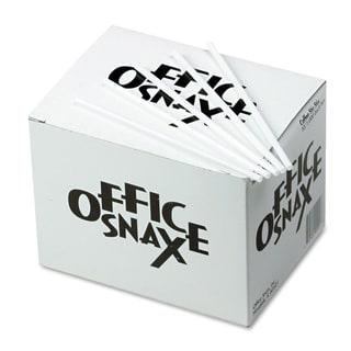Office Snax Plastic Stir Sticks