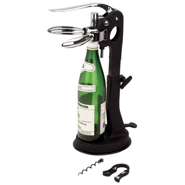 Wyndham House Tabletop Wine Opener On Stand