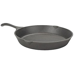 Bayou Classic 14-inch Cast Iron Skillet