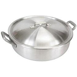 Bayou Classic Vented 32-quart Brazier Pan