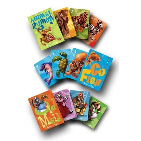 Melissa & Doug Classic Card Game Set 7902167