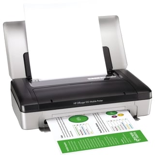 HP Officejet L411A Inkjet Printer - Color - 4800 x 1200 dpi Print - P