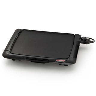 Presto Family-Size Cool-Touch Tilt N Drain Griddle