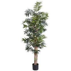 Bamboo Palm 6-foot Silk Tree