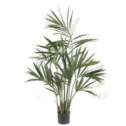 Five-foot Silk Kentia Palm Tree