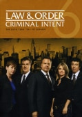 Law & Order: Criminal Intent Season 6 (DVD)