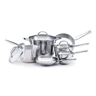 KitchenAid Gourmet Distinctions Stainless Steel Cookware Set