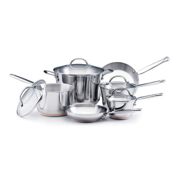 KitchenAid Gourmet Distinctions Stainless Steel Cookware Set