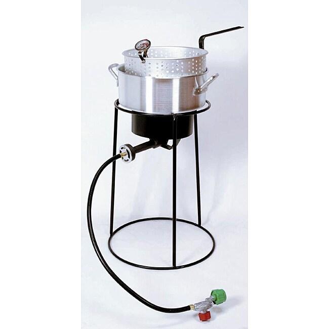 King Kooker 20-inch Outdoor Cooker with Aluminum Fry Pan