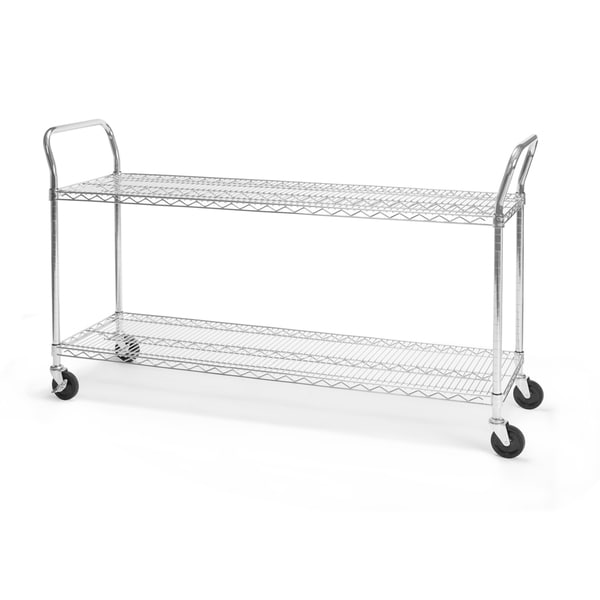 OFM Heavy Duty 18 x 60 Mobile Cart