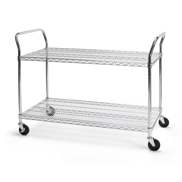 OFM 24 x 60-inch Heavy Duty Mobile Cart