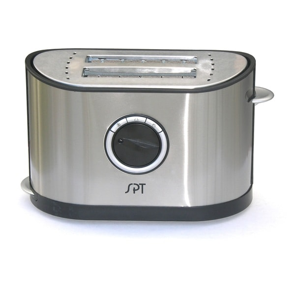 SPT SO-337T Stainless Steel 2-Slot Toaster