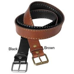 Journee Collection Women's Studded Accent Belt