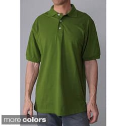 BT Sport Men's Short-Sleeve Stain-Resistant Polo Shirt