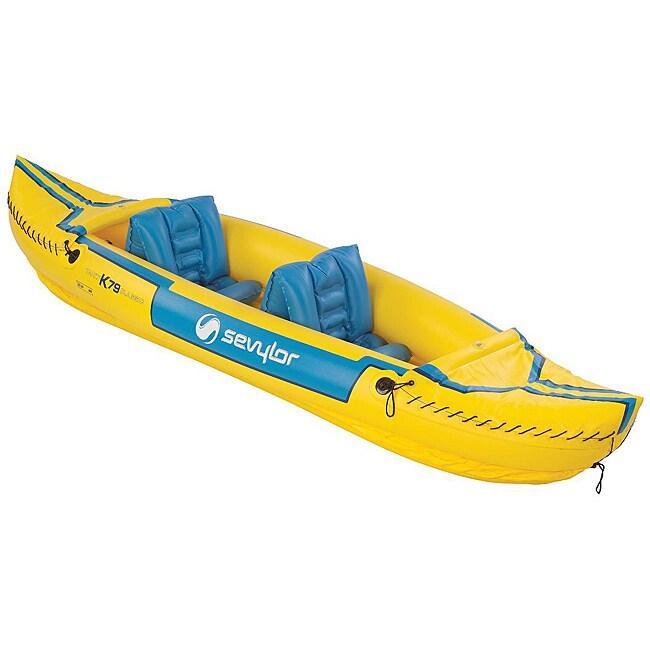Coleman Standard Style 26-gauge PVC Tahiti Classic Two-person Kayak