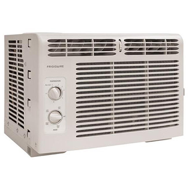 Frigidaire fra052xt7 5 000 btu mini window air conditioner for 12000 btu window air conditioner room size