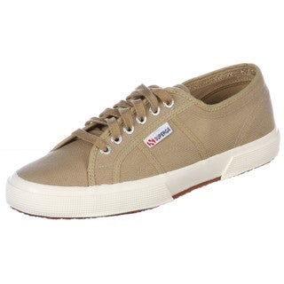 Superga Unisex '2750 Classic' Camel Canvas Shoes