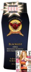 Blacklist 1000XX Bronzing Elixer Tanning Lotion (Private Reserve)