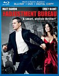 The Adjustment Bureau (Blu-ray/DVD)