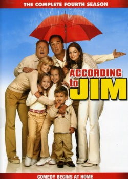 According To Jim Season Four (DVD)