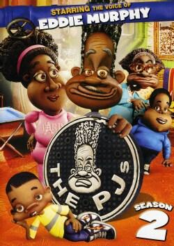 The PJ's Season 2 (DVD)