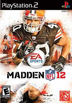 PS2 - Madden NFL 12 - By Electronic Arts