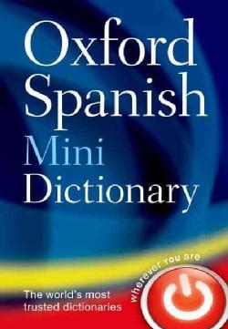 Oxford Spanish Mini Dictionary (Paperback)