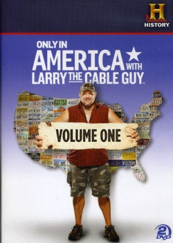 Only in America with Larry the Cable Guy: Volume 1 (DVD)