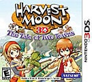 NinDS 3DS - Harvest Moon: Tale of Two Towns