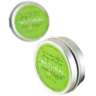 100 Natural Herbal Salve (1 ounce)