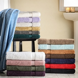 Luxurious 900 Gram Egyptian Cotton Bath Towels (Set of 2)