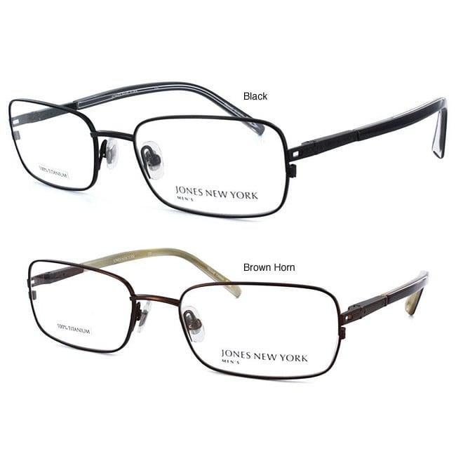 Jones New York Men s Eyeglass Frames : Share: Email