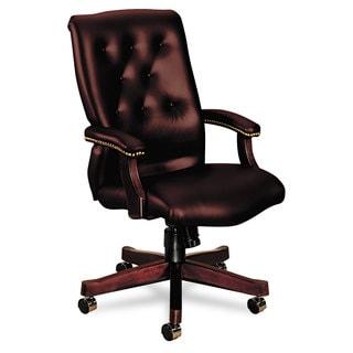 HON 6540 Series Executive High-Back Swivel Chair