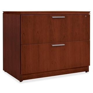 HON Arrive Wood Veneer Two-Drawer Lateral File