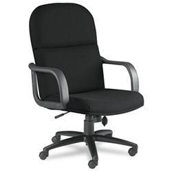 Mayline Big and Tall Executive Swivel and Tilt Chair