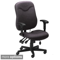Mayline Comfort Series Executive Posture Chair