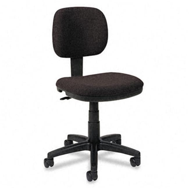basyx by HON VL610 Series Swivel Task Chair Black
