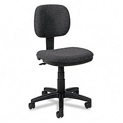 basyx by HON VL610 Series Charcoal Swivel Task Chair
