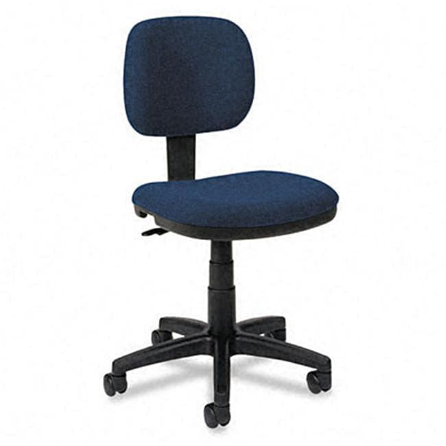basyx by HON VL610 Series Navy Swivel Task Chair