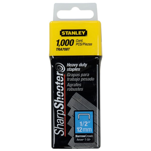 Stanley Sharpshooter 1/2 Leg Length Staples-
