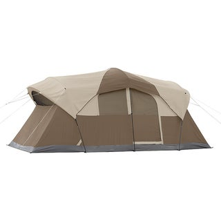 Coleman Weathermaster 10 Tent/ Hinged Door