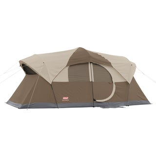 Coleman Weathermaster 10 Person Hinged Door Tent