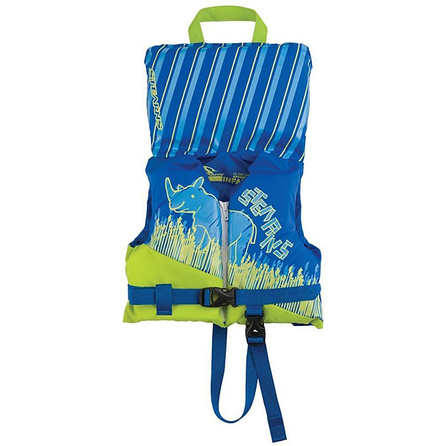 Coleman Infant Blue Rhino Antimicrobial Life Jacket